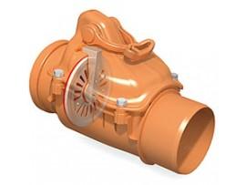 Nepovratni ventil fi80, PVC