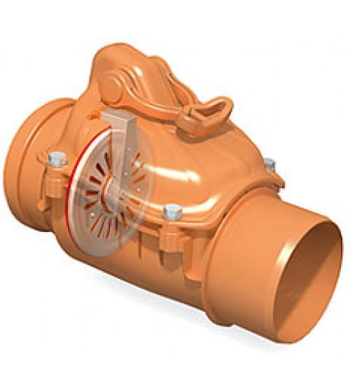 Nepovratni ventil fi110, PVC